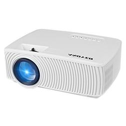 Andyer RD-816 Mini Portable Projector 1800 Lumens LED Mini H