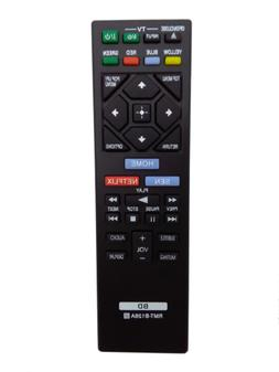 VINABTY B126A New Replaced Remote RMT-B126A fit for Sony Blu