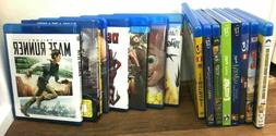 Blu-Ray/DVD Discs Movies - Disney, Live action, and more!