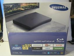 Samsung Blue-Ray Disc Player / DVD Player BD-JM57C NEW IN SE