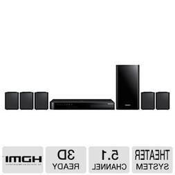 Samsung 5.1 Channel 500 Watt Bluetooth 3D Blu-ray Home Theat