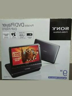 Brand New! Sony DVP-FX970 Portable DVD Player  High resoluti