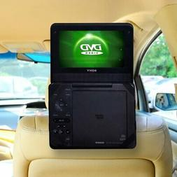 TFY Car Headrest Mount compatiable with Portable DVD Player-