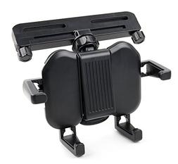 DURAGADGET in-Car Tablet Headrest Mount with Adjustable Arms