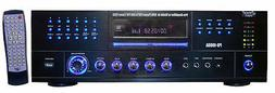 CD DVD PLAYER PYLE PRO 1000 WATT STEREO RECEIVER AMPLIFIER A