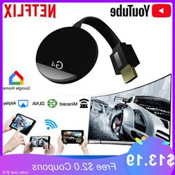 Chromecast 4th Generation HDMI Digital Video HD <font><b>108
