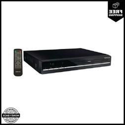 Sylvania Compact DVD Player SDVD1046 With Remote Control Eas