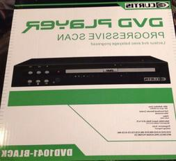 Compact DVD Player with Full Function Remote Control Progres
