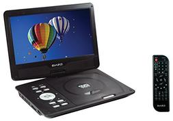 "Craig Electronics CTFT751TK-BK 10"" TFT Screen Portable DVD/C"
