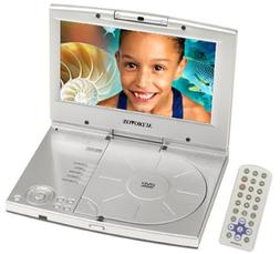 Audiovox D1810 8-Inch Portable DVD Player