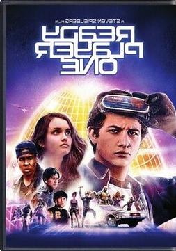 WARNER HOME VIDEO D701628D READY PLAYER ONE