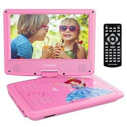 """DBPOWER 9"""" Portable DVD Player with Rechargeable Batter"""