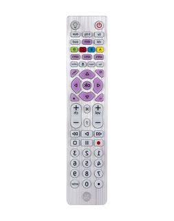 GE 6 Device Universal Remote, Works with