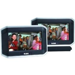 "Rca Drc6389 8"" Dual Screen Dvd System"