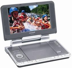 Panasonic DVD-LS82 8.5-Inch Portable DVD Player with Headres