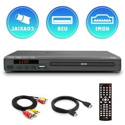 Mediasonic DVD Player - 1080P Upscaling, All region DVD Play