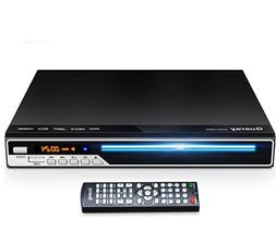 DVD Player, All Region Free DVD CD Recorded Disc Player with
