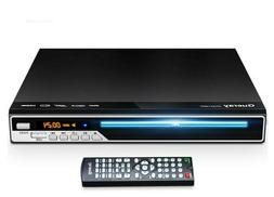Gueray DVD Player, All Region Free DVD CD Recorded Disc Play
