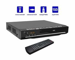 DVD Player for TV,Compact VCD/CD/DVD/Disc Players w/ Remote