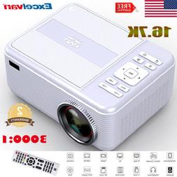 DVD Player LCD LED Multimedia Projector Home Cinema HDMI USB