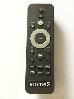 Brand NEW Original Philips DVD PLAYER REMOTE CONTROL for alm