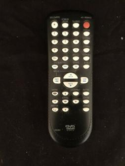DVD PLAYER REMOTE CONTROL MODEL #NB093 USED - FREE SHIPPING
