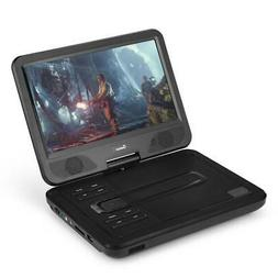 IMPECCA DVP-1017 10.1in 270 Swivel Screen Portable DVD Playe