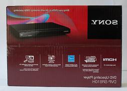 Sony DVP-SR510H Upscaling HDMI 1080p Full HD DVD Player with