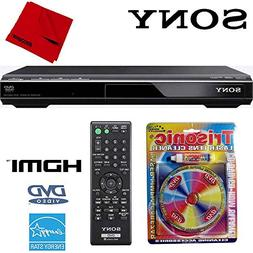 Sony DVPSR210P Progressive Scan DVD Player/Writer with Triso