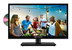 Sceptre E205BD-S 20 Inch 720p LED HDTV With Built-in DVD Pla