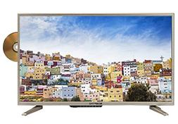"Sceptre E328GD-SR 32"" 720p LED TV, Gold"