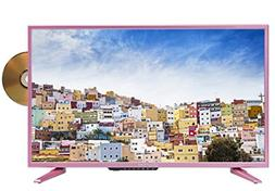 "Sceptre E328PD-SR 32"" 720p LED TV , Girl Pink"