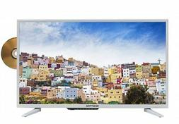 "Sceptre E328WD-SR 32"" 720p LED TV , Pure White"