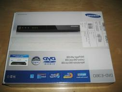 Samsung E360 DVD Player. Brand new in the box.