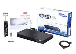 Newest Samsung Smart 3D and wifi Blu-ray Disc Player with An