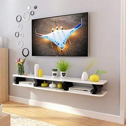 floating wall mount tv