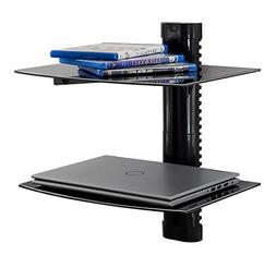 Pesters Floating Wall Mounted Shelf with Strengthened Temper
