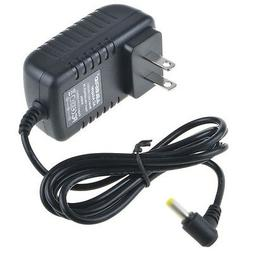 """9V 1A AC Adapter Charger for Sylvania SDVD7015 7"""" Portable D"""