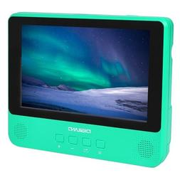 """DigiLand 9"""" 16GB Google Android Tablet and DVD Player Combo"""