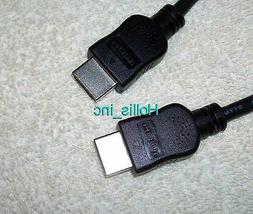 NEW IN PACKAGE 8' HDMI CABLE 1080p For Blu-ray dvd Player ps