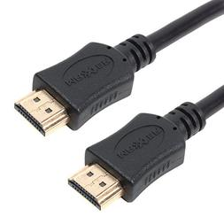 HDMI Cable Gold Plated Connectivity 10FT HDMI 2.0  Ready - s