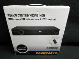 SYLVANIA HDMI UPCONVERT DVD PLAYER MODEL SDVD6655