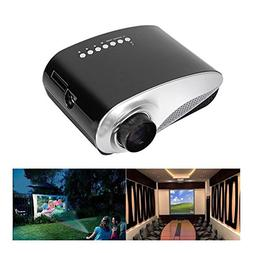Full HD Home Cinema Theater Multimedia PC AV TV USB LED Proj
