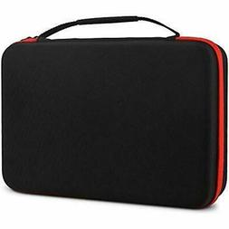 "IeGeek Portable DVD Player Carrying Case, Durable "" Rigid Pr"