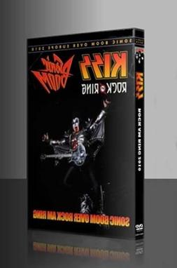 KISS - SONIC BOOM LIVE OVER GERMANY ROCK AM RING 2010 DVD