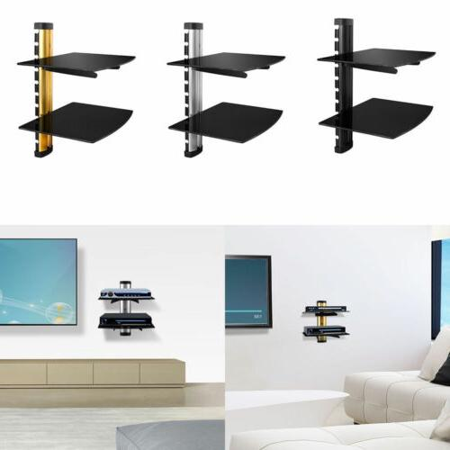 1,2 Player Mount Glass TV Accessories