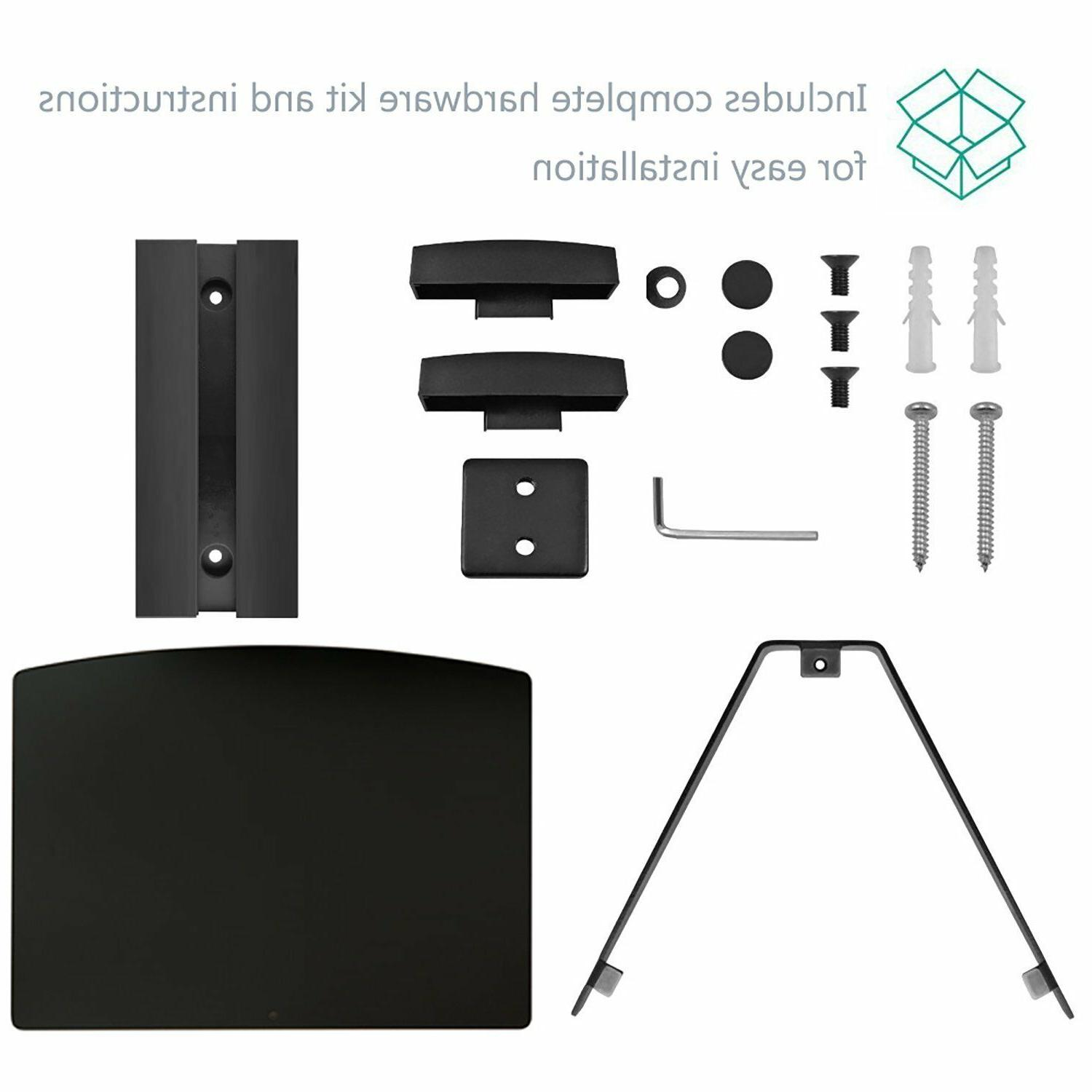 1 Floating Wall Mount TV Home