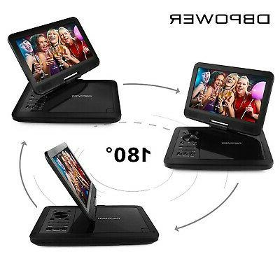 DBPOWER Portable DVD Player 3