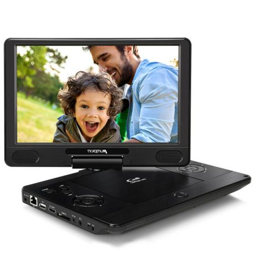 """12"""" Portable Blu-Ray DVD Player with HDMI output Dolby Sound"""
