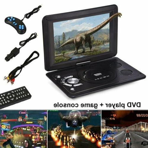 "13.9"" DVD Player HD CD TV Player 16:9 LCD Card Reader"